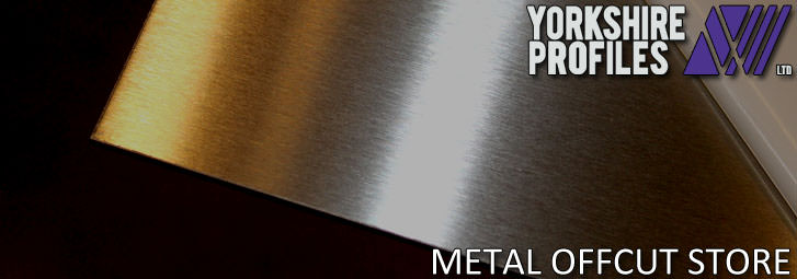 Online store for sheet metal offcuts