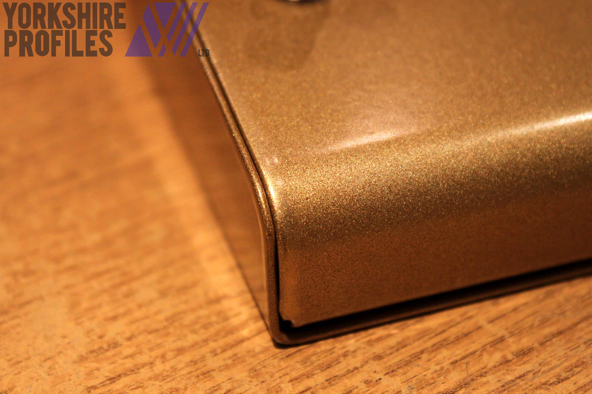 Metallic Aluminium Powder Coating