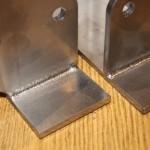 Stainless steel fabrication of small parts