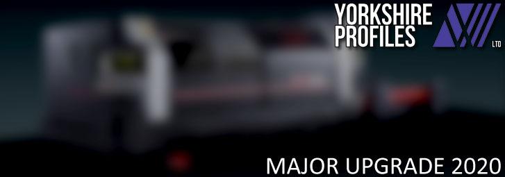Major Laser Upgrade